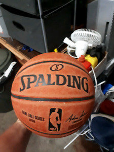 Spalding Basketball-**NEW LOWER PRICE**