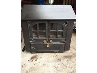 Charnwood boiler stove
