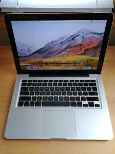 """Apple 13"""" Macbook Pro 2010 laptop computer"""