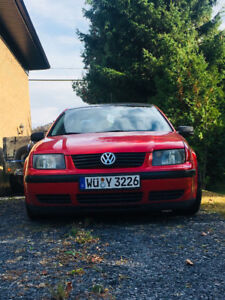 2002 Volkswagen Jetta 1.8T Price Drop