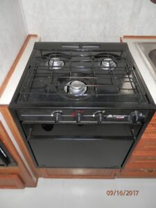 Atwood Wedgewood High Output RV Range