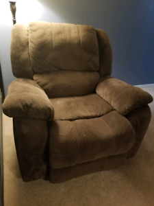 (SOLD) Rocking reclining chair