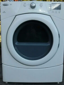 ***WHIRLPOOL FRONT LOAD WASHER AND DRYER SET*** Cambridge Kitchener Area image 4