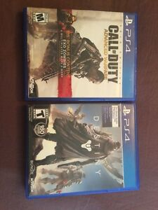 PS4 Games Stratford Kitchener Area image 1