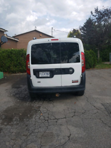 Camion Dodge Ram promaster