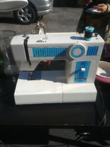 Electric sewing machine(Japan)