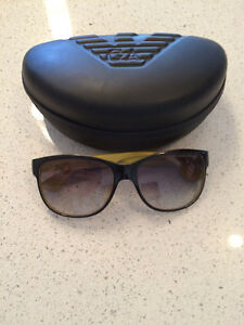 Various authentic sunglasses