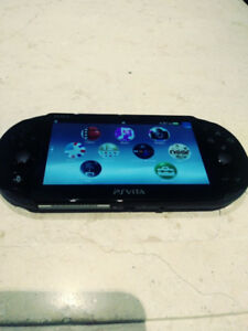PS Vita Slim Console With 8GB Memory Card 3.68 Firmware