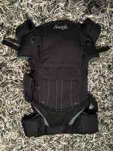 Black Snugli Baby Carrier - Excellent Condition
