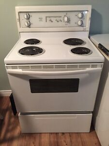 Kenmore electric stove - CLEANED! $120