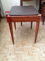 Banc de couture *** VINTAGE *** Sewing Bench