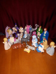 Christmas-Nativity Statues