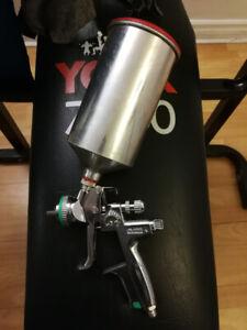 Sata 4000,3000 Anest Iwata LS400, Tekna Spray guns