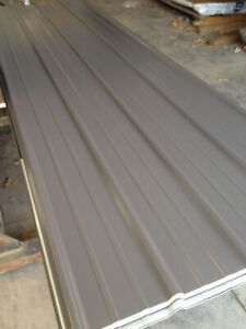 New Steel Roofing- Small Quantities