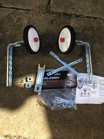 Raleigh 12-20 inc wheel standard stabiliser