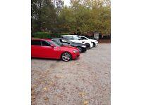 £100 per day prestige luxury sports car hire, cheap car hire birmingham