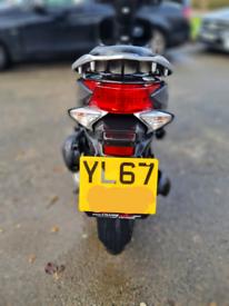Honda Vision 2017 *only 350 miles*