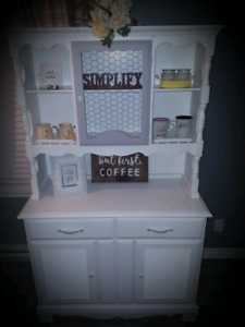 Revived hutch