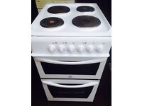 £75 INDESIT ELECTRIC COOKER WITH CABLE