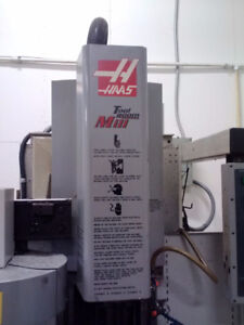 TWO HAAS TM-1 CNC TOOLROOM MILL FOR SALE