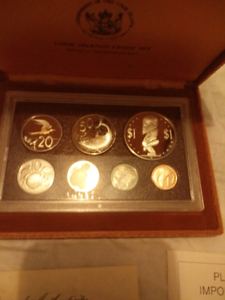 COINS, PROOF SET 1975