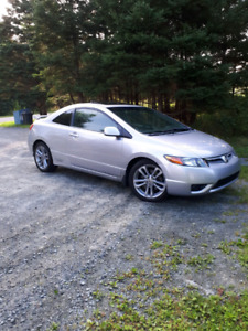 2008 civic si trade for a nice truck