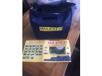 Milenco Stacka level 6 caravan levelling blocks, with carry case.
