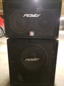 Peavey Bass Cabinets