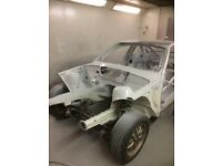 BMW E36 Rolling shell with Cage. drift/ track car