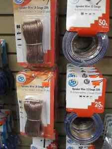 SPEAKER WIRE BEST PRICES IN TOWN