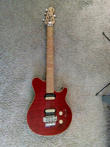Electric Guitar SUB AX3 Sterling by Musicman