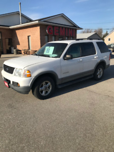 Ford Explorer  4x4 cheap runs good