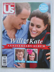 Royals: Will & Kate Annivery Album