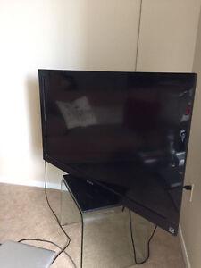 A Sony plasma TV