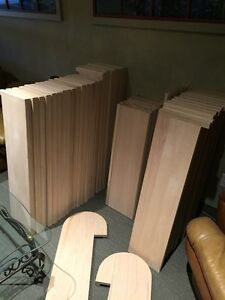 Heavy Duty Solid Oak Stair Treads Thick Profile