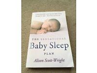The Sensational Baby Sleep Plan, Alison Scott-Wright