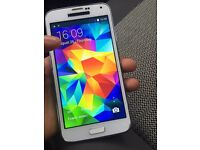Samsung galaxy s5 cracked screen