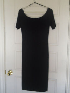 Navy Blue Le Chateau Dress