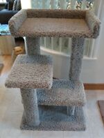 New Designs - Cat Condos, Tree Houses & Scratching Posts