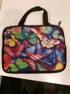 Brand new Butterfly Laptop/ipad/Tablet Case