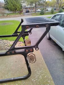 KRAUSER BMW SUPORT RACK MADE IN WEST GERMANY HONDA GOLDWING Windsor Region Ontario image 7