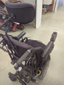 Electric Wheelchair Quantum 6000 QLogic,used, excellent working
