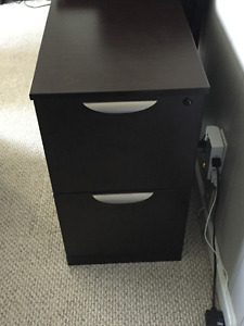 2 Drawer File Cabinet - Like New