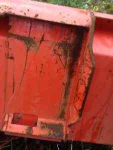 baket pour tracteur Saguenay Saguenay-Lac-Saint-Jean image 3