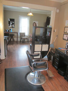 Office space for rent on corner of Main St & Essex Street
