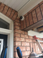 Security Cameras - Clean Installations, Professional Equipment