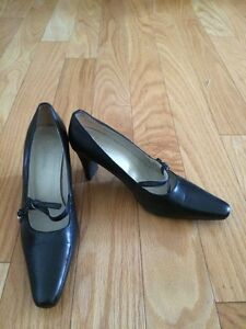 6.5 black dress shoe