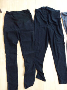 5pairs of maternity pants (L)