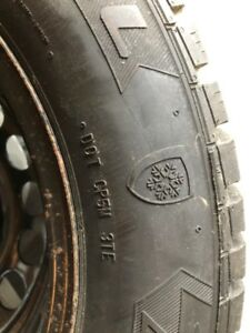 Winter Tires (on rims) for Chevy Cruze