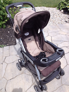 Peg Perego Aria MT Lightweight Stroller Excellent Condition s